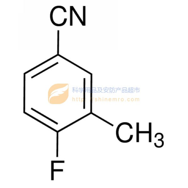 4-氟-3-甲基苯甲腈, 97%, 185147-08-4, 1g
