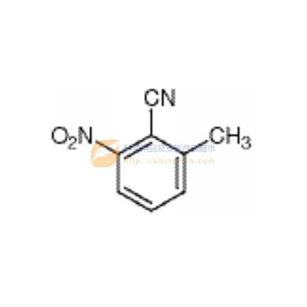 2-硝基-6-凉鞋苯甲腈,2-methyl-6-nitrobenzonitrile,1885-76-3,5g甲基v硝基男图片