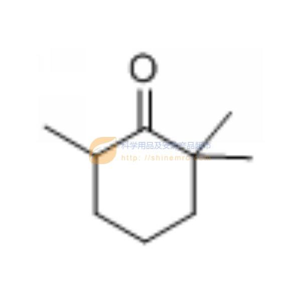 2,2,6-三甲基环己酮, 97%, 2408-37-9, 25g