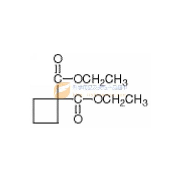 1,1-环丁烷-乙二酸二乙酯, 95%, 3779-29-1, 10g