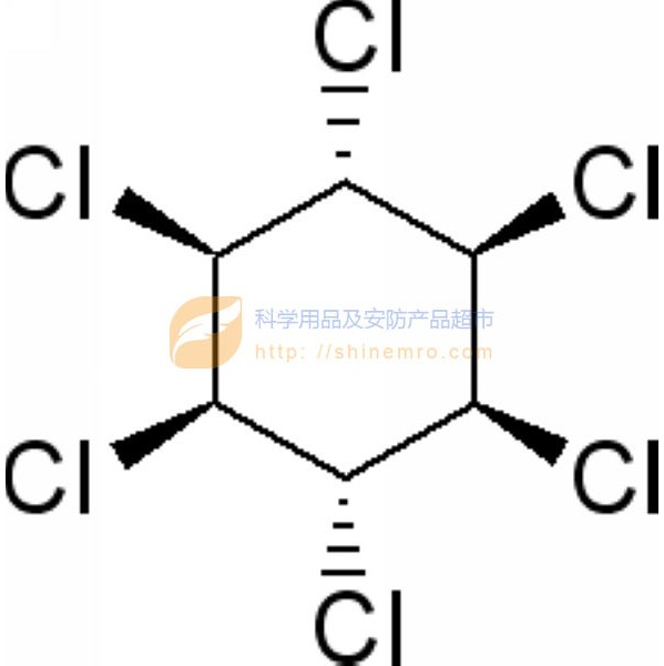 γ-六六六标准溶液,gamma-bhc solution,10μg/ml,u=5%,溶剂:石油醚,1