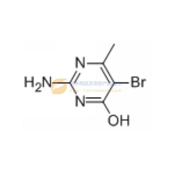 2-amino-5-bromo-6-methyl-4-pyrimidinol, 99%, 6307-35-3, 50g
